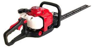 Hedge Trimmer With E ...