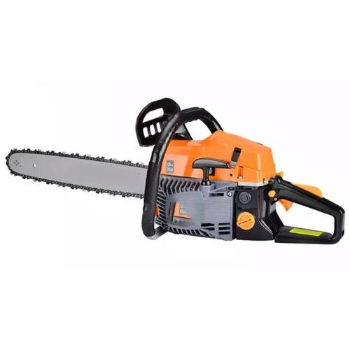 Chain Saw With Engin ...