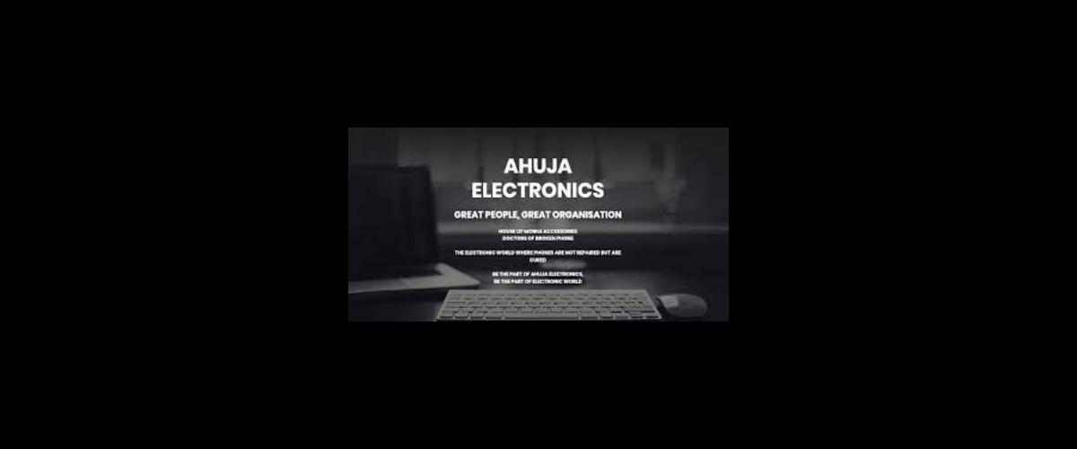 Ahuja Electronics