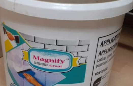 Magnify Grout